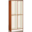 Stevens ID Systems 2 Tier 2 Wide Contemporary Locker