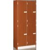 Stevens ID Systems 2 Tier 2 Wide Door Locker