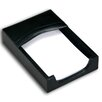 Dacasso 1000 Series Classic Leather Memo Holder in Black
