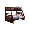 Woodhaven Hill Rowe Twin Over Full Standard Bunk Bed