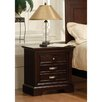 Woodhaven Hill 1349 Series 2 Drawer Nightstand