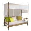 ZEW Inc Canopy Daybed