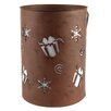 Blossom Bucket Presents Lighted Lantern (Set of 2)