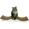 Imperial Cat Scratch 'n Shapes Slumber Recycled paper Scratching Board