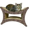 Imperial Cat Scratch 'n Shapes 2 Piece Tower 4 Way Recycled paper Scratching Board
