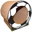 """Imperial Cat Scratch 'n Shapes 10"""" Small Soccer Ball Cat Perch"""