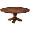 "MacKenzie-Dow Sheffield 80"" Pedestal Dining Table"