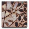 Artefx Decor Windy Branches Textured Painting Print on Canvas