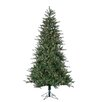 Sterling Inc. 7.5' Natural Cut Franklin Spruce Christmas Tree with 500 Clear Lights with Stand