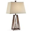 """ORE Furniture Isosceles 30.75"""" H Table Lamp with Empire Shade"""