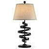 """ORE Furniture Modern Twist 32"""" H Table Lamp with Empire Shade"""
