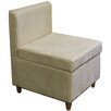 ORE Furniture Side Chair with Storage