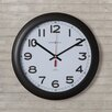 "Howard Miller® Home or Office Norcross Quartz 12.25"" Wall Clock"