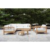 OASIQ Maro Lounge Left Seating Group with Cushion