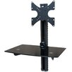"""Mount-it Fixed Wall Mount for 23"""" - 42"""" LCD/Plasma/LED"""