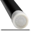 Body Solid Padded Weighted Bar in Light Gray