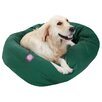 Majestic Pet Products Bagel Donut Pillow Pet Bed