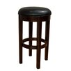 """A-America Parsons 30"""" Swivel Bar Stool with Cushion (Set of 2)"""