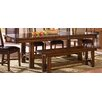 A-America Mesa Rustica Extendable Dining Table