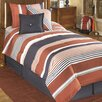 Signature Design by Ashley Manning Stripe Comforter Set