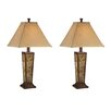 """Signature Design by Ashley Eloise 30.13"""" H Table Lamp with Empire Shade (Set of 2)"""