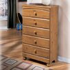 Signature Design by Ashley Elsa 5 Drawer Chest
