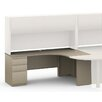 "Mayline Group ""J"" 30"" H x 72"" W Desk Return"