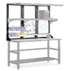 "Mayline Group IT Furniture 48"" H x 72"" W Organizer Desk Frames"