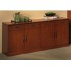 Mayline Group Sorrento 4 Door Credenza