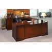 Mayline Group Sorrento Series U-Shape Executive Desk
