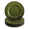 "Paula Deen Signature Southern Pine 8"" Salad Plate (Set of 4)"