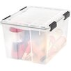 Iris 46 Quart Weathertight Storage Box (Set of 6)
