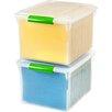 Iris Store And Slide File Box (Set of 4)