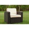 Strata Furniture Cielo Patio Chair with Cushion