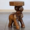 Strata Furniture Elephant Chang End Table