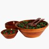 Woodard & Charles Salad With Style Sea 7 Piece Salad Bowl Set