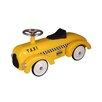 Dexton Kids Taxi Cab Push/Scoot Racer