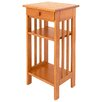 Manchester Wood Multi-Tiered Telephone Table