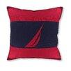 "Nautica J Class 18"" Crew Decorative Throw Pillow"