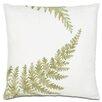 Eastern Accents Garden Fern Sprigs Throw Pillow