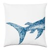Eastern Accents Outdoor Swordfish Tail Throw Pillow