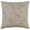 Eastern Accents Passport La Carte Throw Pillow