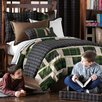 Eastern Accents MacCallum Button-Tufted Comforter
