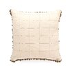 Eastern Accents Gallagher Navarro Beaded Trim Euro Pillow