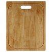 Houzer Endura Cutting Board in Premium Hardwood