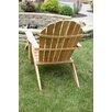 Three Birds Casual Adirondack Chair