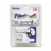 "Brother P-Touch Tz Standard Adhesive Laminated Labeling Tape, 1/2"" X 16.4 Ft."