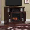 Classic Flame Windsor TV Stand with Electric Fireplace