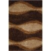 Chandra Rugs Fola Chocolate Area Rug