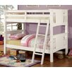 Hokku Designs Spring Twin Over Twin Standard Bunk Bed